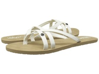 Volcom Look Out 2 White Women's Sandals