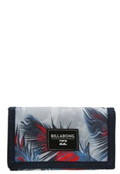 Billabong Atom Wallet Navy Blue