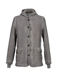Novemb3r Denim Outerwear Grey