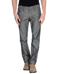 Chiribiri Trousers Casual Trousers Men Grey
