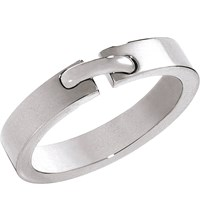 Chaumet Liens 18Ct White Gold Wedding Band