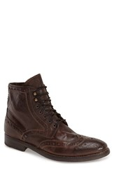 Men's Gordon Rush 'Brennan' Boot Chocolate Leather