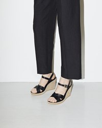 A.P.C. Juliette Wedge Dark Navy