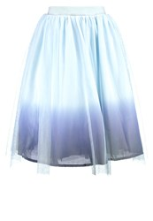 Mintandberry Pleated Skirt Mint