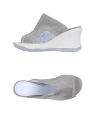 Ruco Line Footwear Sandals Women Grey