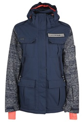 Brunotti Jelsi Ski Jacket Smoke Grey