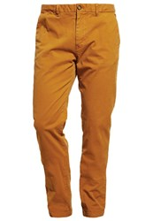 Scotch And Soda Chinos Nutmeg Mustard