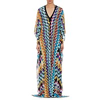 Missoni Women's Zigzag Long Caftan No Color
