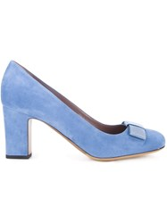 Tabitha Simmons 'Flora' Pumps Blue