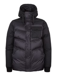Victorinox Mill Down Parka Black