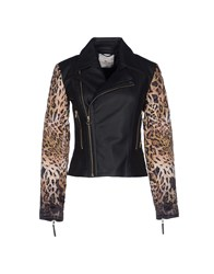 Maison Espin Coats And Jackets Jackets Women Black