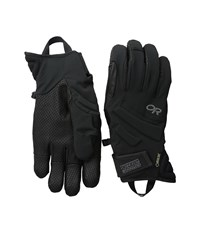 Outdoor Research Project Gloves Black Extreme Cold Weather Gloves