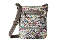 Sakroots Artist Circle Small Flap Messenger Slate Brave Beauti Cross Body Handbags Multi