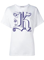 Christopher Kane T Shirt White