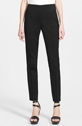 Akris Women's 'Melissa' Slim Techno Cotton Ankle Pants