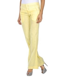 Killah Casual Pants Light Yellow