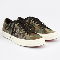 Converse One Star '74 Dark Covert Water Camo