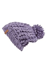 Burton Women's Kismet Beanie Grey Space Dust