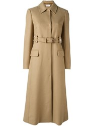 Red Valentino Classic Trench Coat Nude And Neutrals