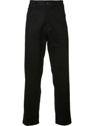 Cmmn Swdn Tapered Jeans Black