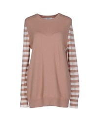 Equipment Femme Sweaters Brown