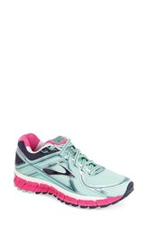 Women's Brooks 'Adrenaline Gts 16' Running Shoe Blue Tint Pink