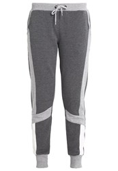 Twintip Tracksuit Bottoms Grey Pink
