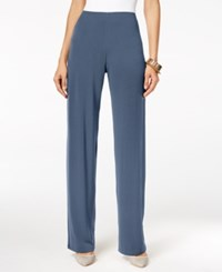 Alfani Knit Wide Leg Trousers Only At Macy's Global Blue