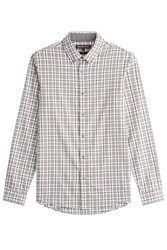 Michael Kors Collection Cotton Shirt Multicolor