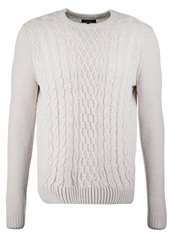 New Look Jumper Oatmeal Off White