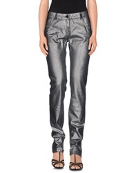 Roccobarocco Denim Denim Trousers Women Lead