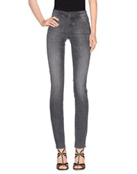 Meltin Pot Denim Denim Trousers Women Black