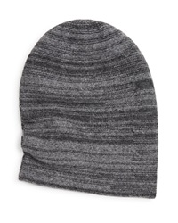 The Men's Store At Bloomingdale's Wool Cashmere Slouch Beanie Grey