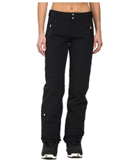 Spyder The Traveler Athletic Fit Pants Black Women's Outerwear