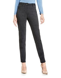 Vince Camuto Five Pocket Ponte Jeans Grey