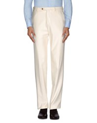 Loro Piana Trousers Casual Trousers Men Ivory