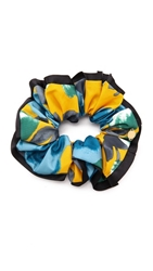 Marc By Marc Jacobs Jerrie Rose Chou Chou Scrunchie Yellow Jacket Multi