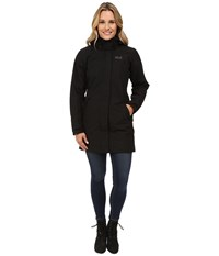 Jack Wolfskin Ottawa Coat Black 2 Women's Coat