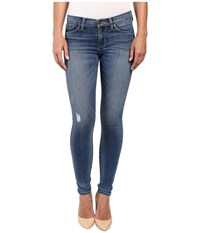 Hudson Krista Super Skinny In Fierce Fierce Women's Jeans Multi