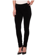 Jag Jeans Nora Pull On Skinny 18 Wale Corduroy Black Women's Casual Pants