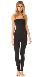 Wolford Fatal Convertible Catsuit Black