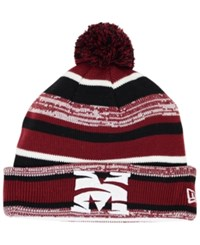 New Era Morehouse Maroon Tigers Sport Knit Hat