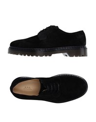 A.P.C. Footwear Lace Up Shoes Men