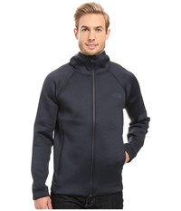 The North Face Upholder Hoodie Urban Navy Heather Men's Sweatshirt Gray