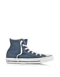 Converse Limited Edition All Star Navy Blue Canvas High Top Sneaker