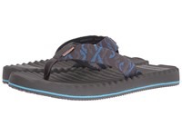 Freewaters Treeline Dark Grey Blue Men's Shoes Gray