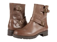 Vionic Prize Malia Ankle Boot Java Women's Pull On Boots Brown