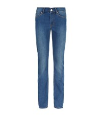 Escada Sport Linda Slim Special Jeans Female Blue