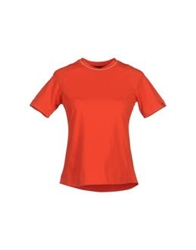 Levi's Red Tab Short Sleeve T Shirts Coral
