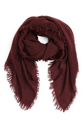 David And Young Women's Square Scarf